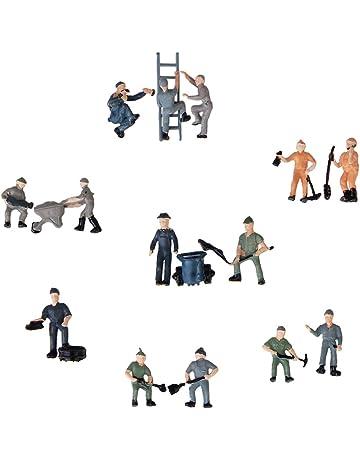 Amazon.es: Figuras para modelismo ferroviario: Juguetes y juegos