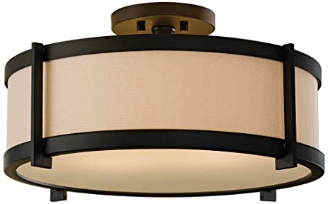 Feiss stelle sf272 semi flush mount