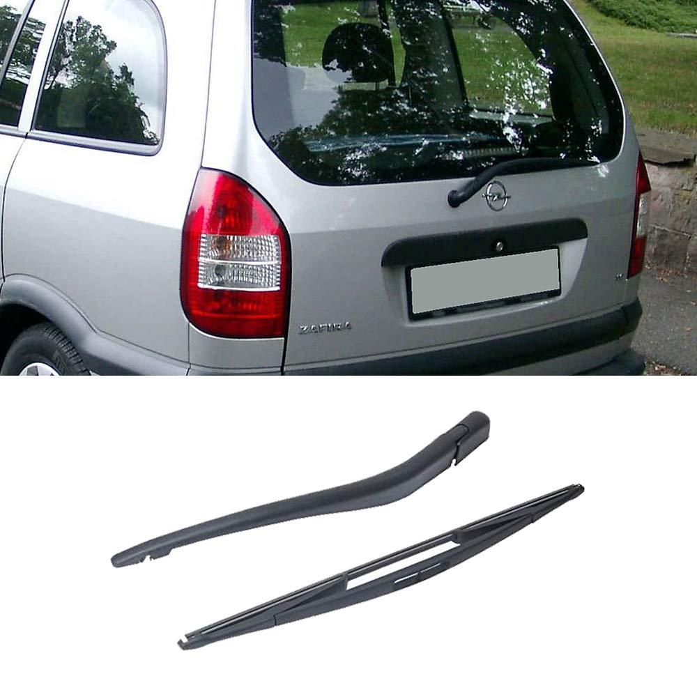La ventana indiscreta Parabrisas Parabrisas Brazo y cuchilla para Zafira A/MK 1 1999 - 2005 410 mm: Amazon.es: Coche y moto
