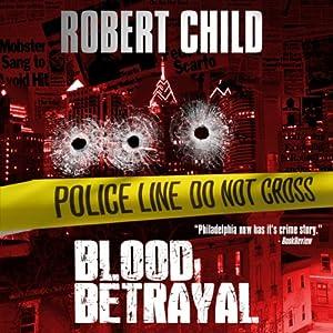 Blood Betrayal Audiobook