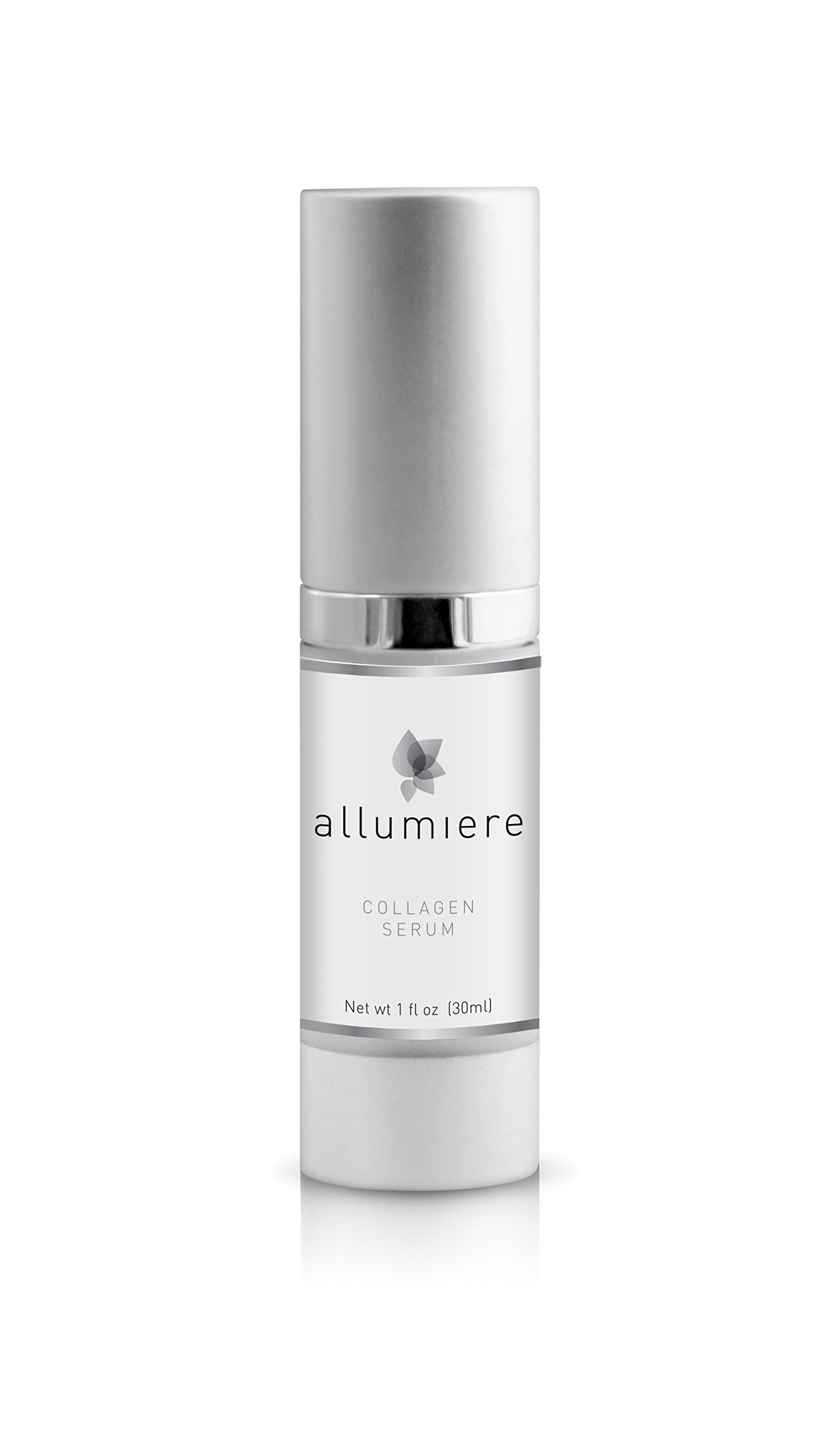 Allumiere Eye Serum-Best Selling Formula To Boost Collagen and Elastin, Deeply Hydrate Skin and Diminish Fine Lines and Wrinkles