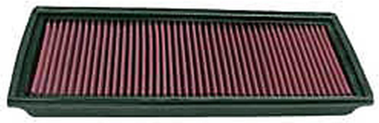 2.0TDi Bj 8P 5//2003 K /& N Filtre /à air pour Audi A3/