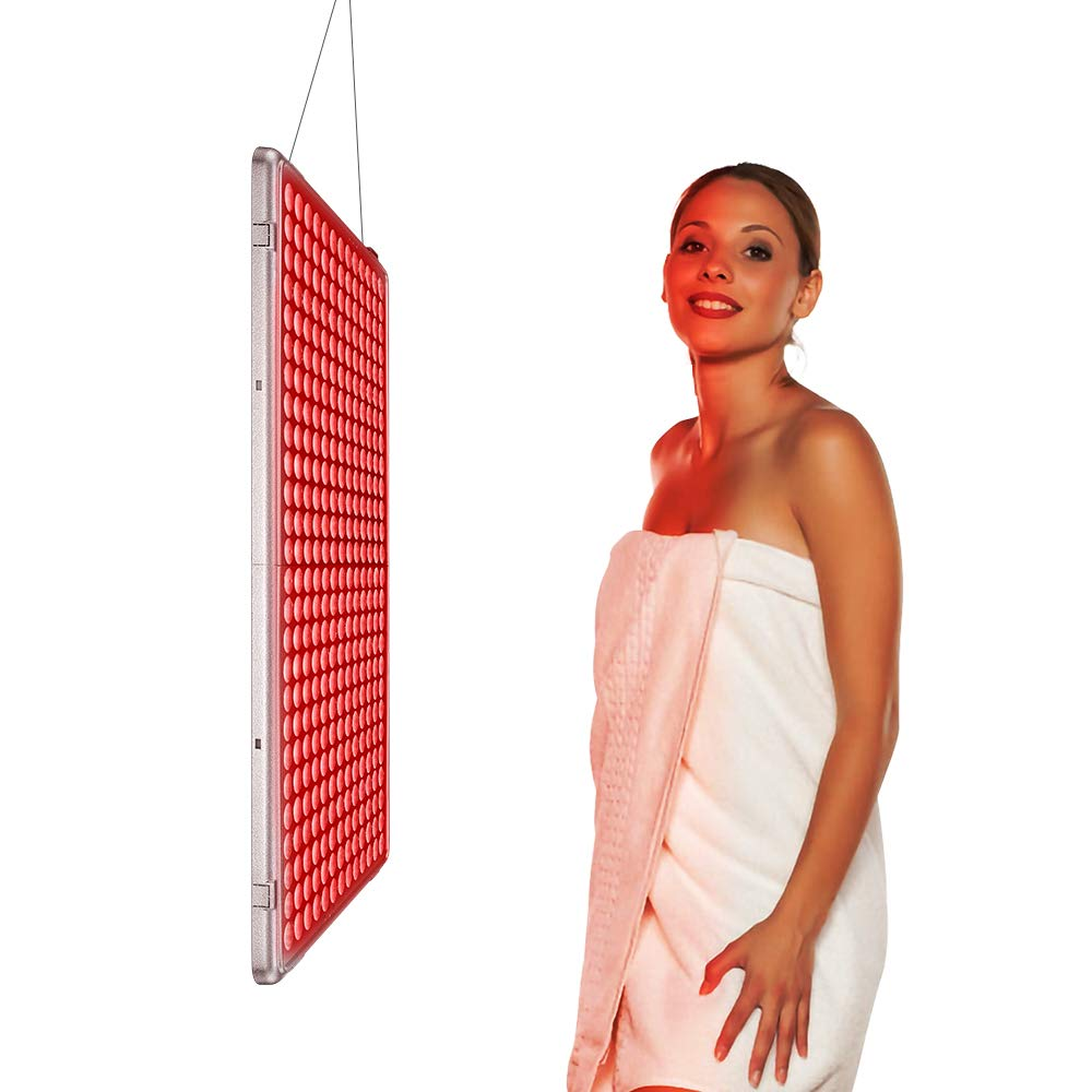 Body Red Light Therapy Devices in Deep Red (660nm) for Face Body Skin