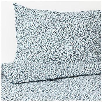Amazon Com Ikea Hassleklocka Duvet Cover And Pillowcases