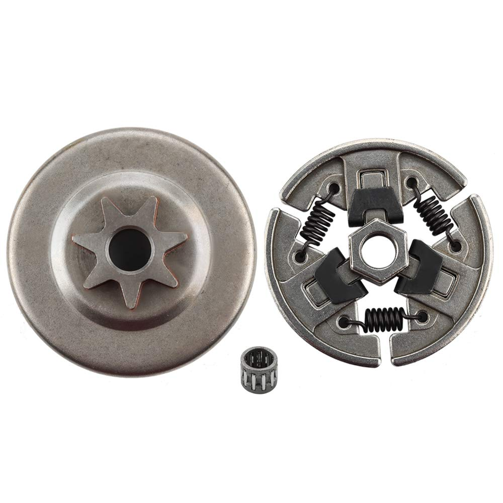 Leopop MS290 Clutch Drum Sprocket Bearing for STIHL 029 039 MS 290 MS310 MS390 Chainsaw Chain 3/8'' 7-Teeth by Leopop