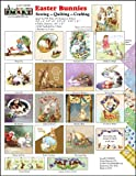 ScrapSMART - Easter Bunnies Collection Software - Jpeg & PDF Files for Mac [Download]