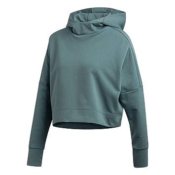 adidas Damen Id Glory Hooded Kapuzen-Sweatshirt  Amazon.de  Sport ... 2c7cf6e770