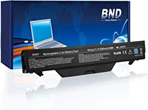 BND 5200mAh Laptop Battery Compatible with HP Probook 4510s 4710s 4515s Series,fits P/N 513130-321 535753-001 NZ375AA NBP8A157B1 HSTNN-1B1D HSTNN-IB2C HSTNN-IB88