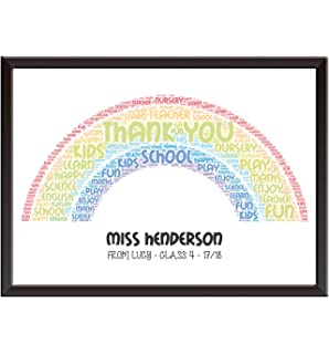Headmaster Personalised Tote Bag Shopper Thanks Amend Birthday Gift Teacher