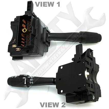 Amazon com: APDTY 4728424 Multi-Function Switch (Turn Signal