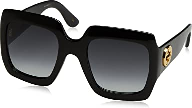 TALLA 54. Gucci GG0053S, Gafas de Sol para Mujer