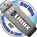 Linux sur clé USB 8 GB et 3-DVD, installation et configuration de référence ensemble, 64-bit: Ubuntu 16.10 et Fedora 25