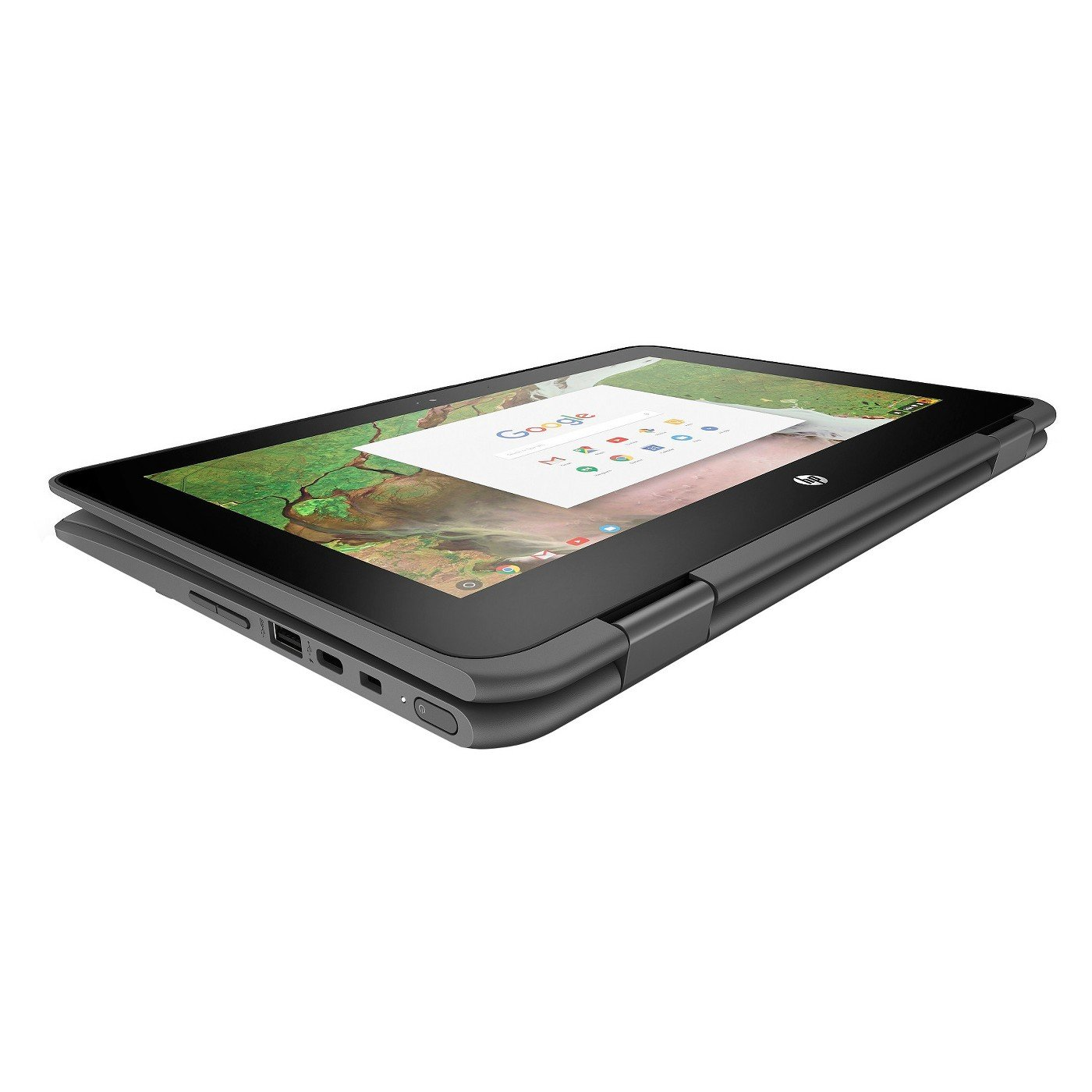 Newest HP 2-in-1 Business Chromebook