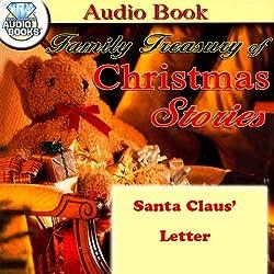 Santa Claus' Letter
