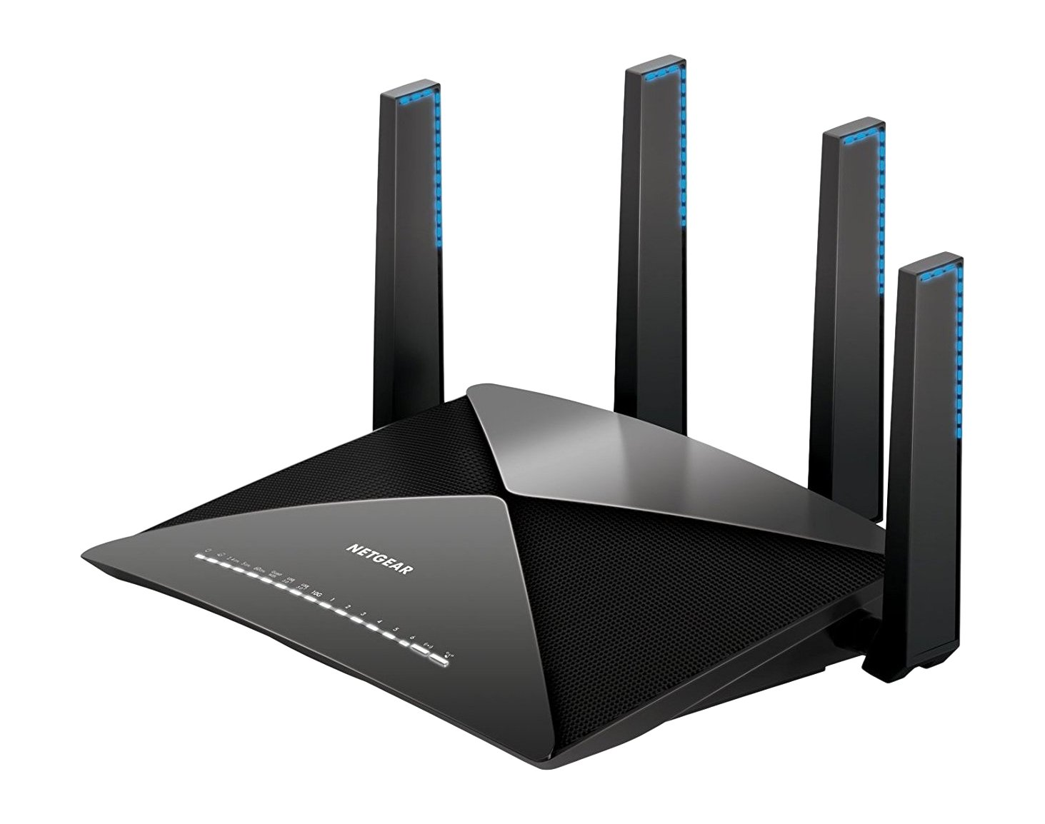 Netgear Nighthawk X10 AD7200 802.11Ac/Ad Quad-Stream Wi-Fi
