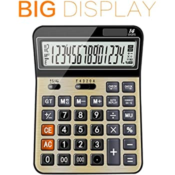 Amazon.com : Calculators for office/Business/ Family ...