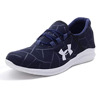 eae8f8741 REWARM Men s Sneakers Synthetic Casaul Casual Shoes Shoes for Men s Trendy  Casuals Stylish Sneakers Unique Shoes  Buy Online at Low Prices in India ...