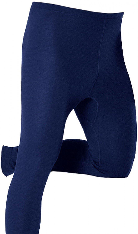 Ceceba lange Thermo Funktions - Unterhose, Skiunterwäsche Herren Sport marine blau