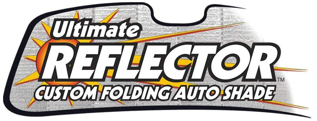 Silver Intro-Tech HD-46 Custom Fit Windshield Sunshade for Select Honda Civic Models