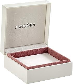 ce707ce0bc77 PANDORA Women s Standard 925 Sterling Silver Bead Clasp Charm ...