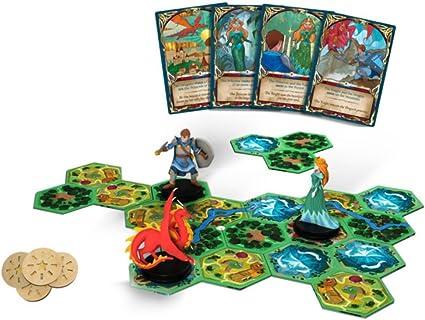 IELLO Fairy Tile Game, Multicolor Juego de Mesa: Amazon.es: Juguetes y juegos