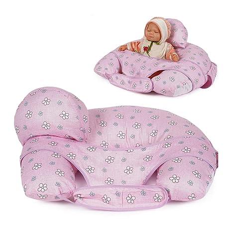 WANGXN Almohada de alimentación para bebés con Mini Almohada ...