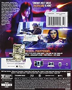 John Wick [Blu-ray] from Lionsgate Home Entertainment