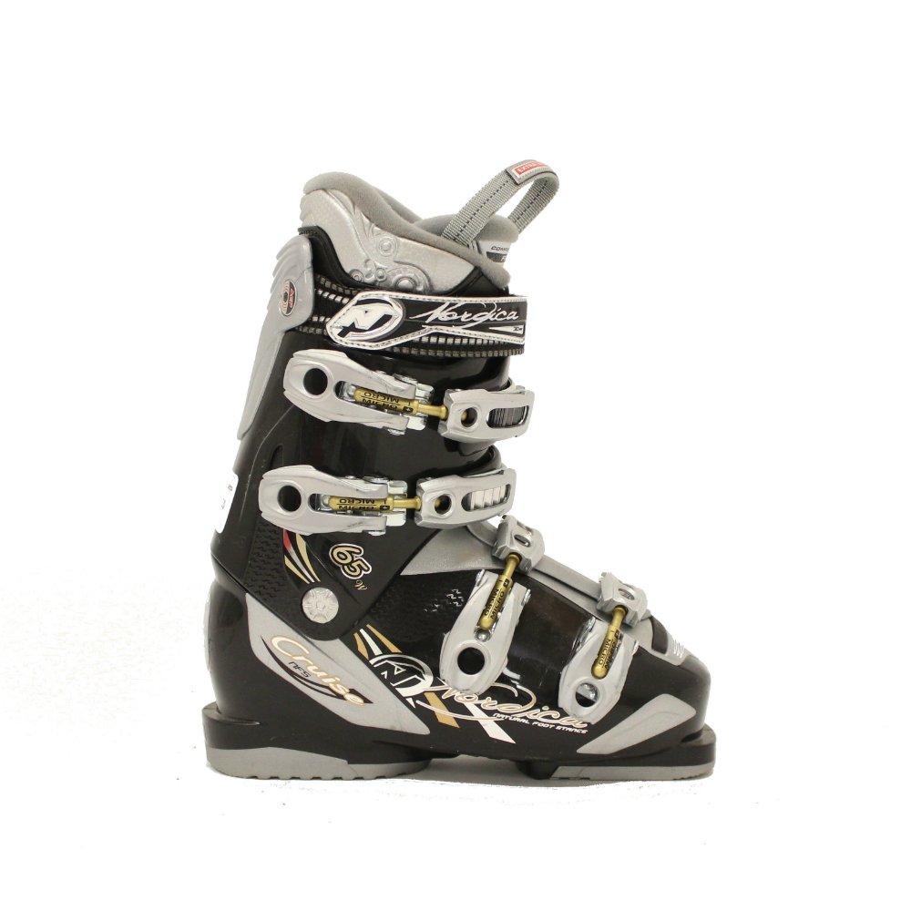 Used Ski Boots >> Amazon Com Used Womens Nordica Cruise 65 Ski Boots Sale Size