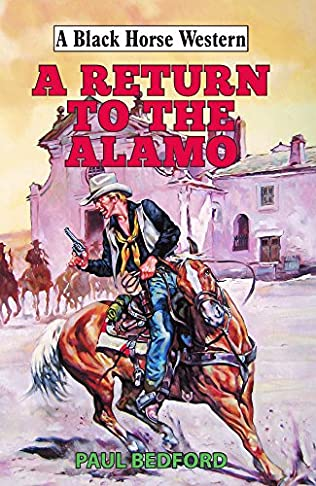 book cover of A Return to the Alamo