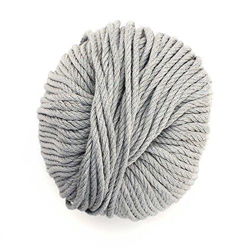 JubileeYarn Bamboo Cotton Chunky Yarn - Smoky Sky - 2 Skeins