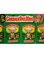 Topps Garbage Pail Kids Trading Cards Series 3 Wax Booster Pack