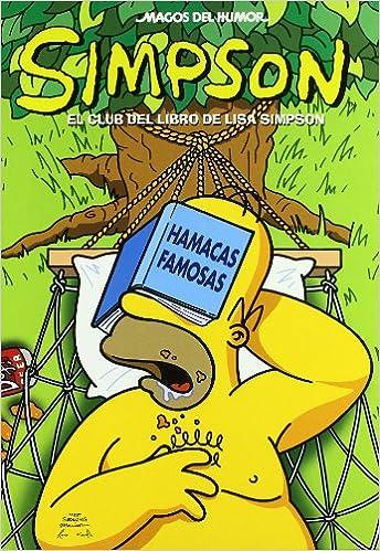 El Club del Libro de Lisa Simpson Magos del Humor Simpson 30 ...