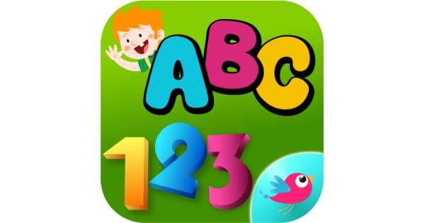 Amazon.com: ABC 123 Tracing for Toddlers - Learn Alphabet letters ...