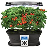 LucyAeroGarden Hydroponic Indoor Herb Garden Red Heirloom Cherry Tomato Seed Pod Kit