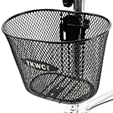 Knee Scooter Basket Accessory by TKWC INC - Universal Bracket Mount Included! - Fits Most Knee Walker Models