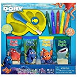 #9: Disney Pixar Finding Dory Destiny Hank Nemo Bath Time Activity Gift Set for Toddlers 3 years and up - 12 Piece