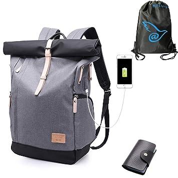 de0b957358d13 Laptop Rucksack Mfshiye 15