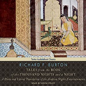 Tales from the Book of the Thousand Nights and a Night Audiobook