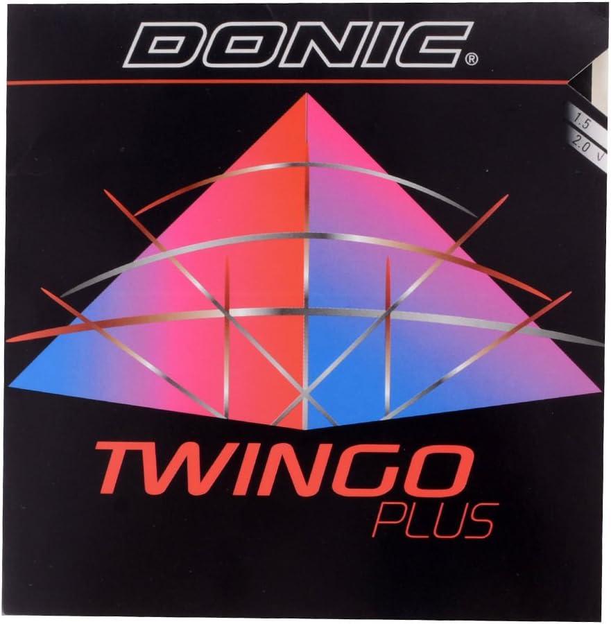 Donic Twingo Plus Tenis de Mesa Caucho
