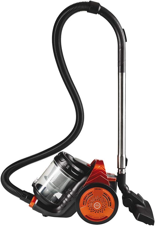 Polti Forzaspira C130_Plus - Aspirador sin bolsa ciclónico con ...