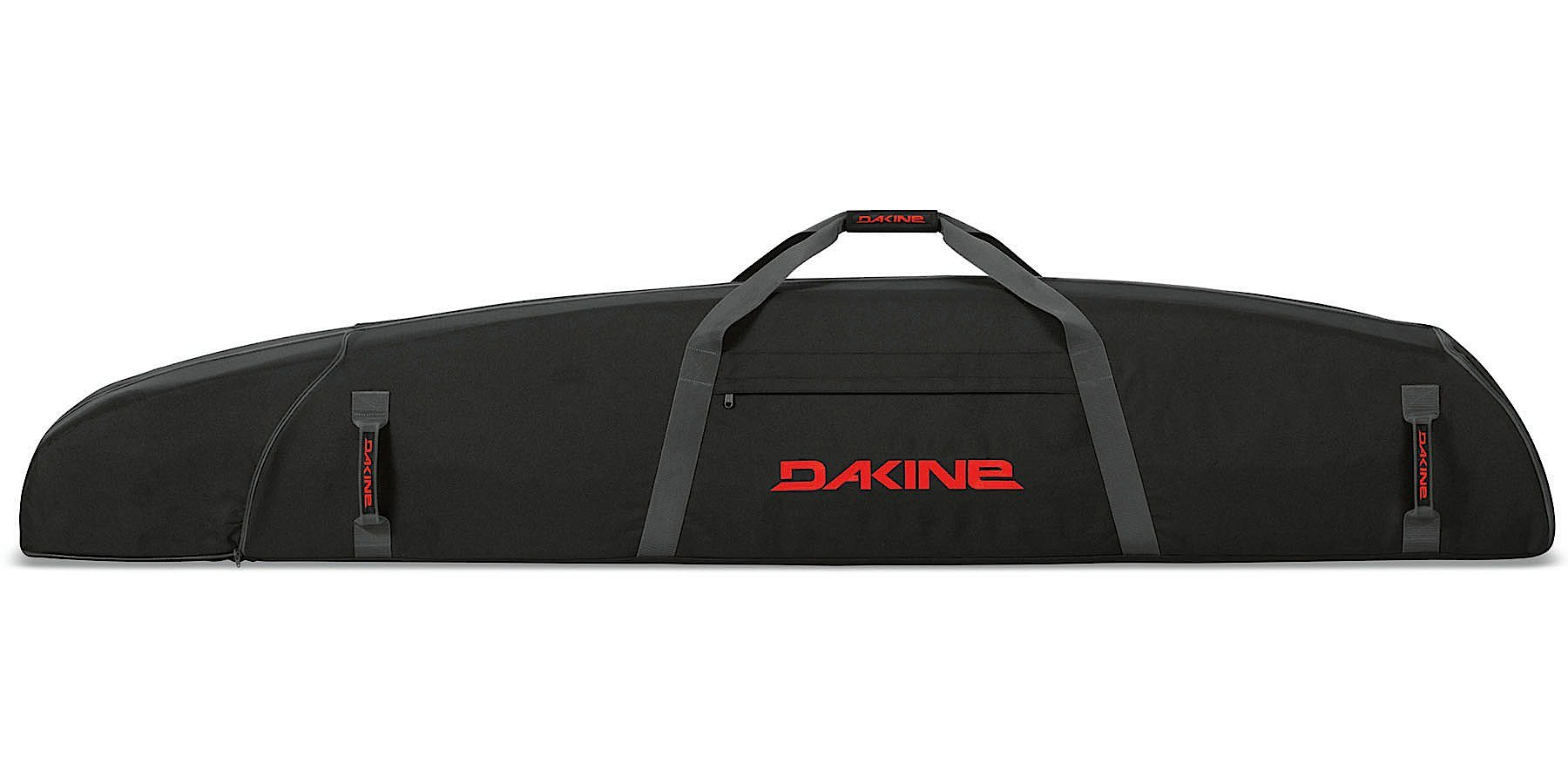 Dakine Adjustable Quiver Bag Black 6-8ft (183-243cm)