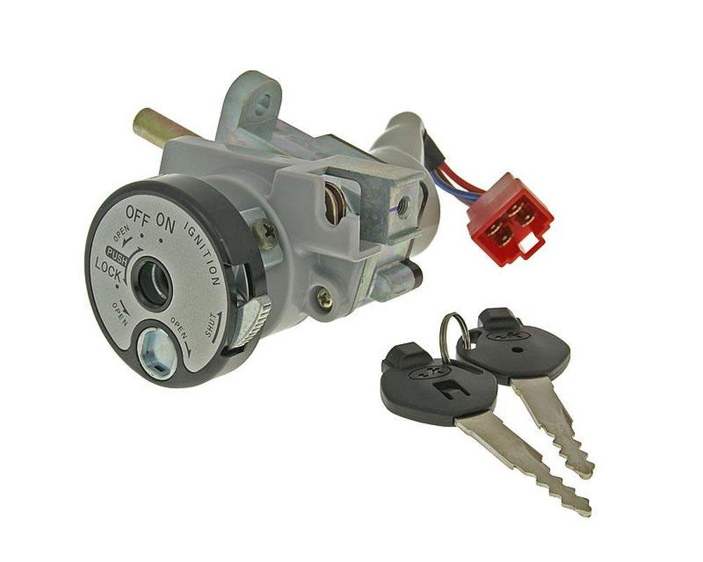 Lock Set for Yamaha Cygnus XC125Xie 08-