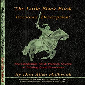 The Little Black Book of Economic Development Audiobook