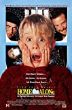 Posters USA - Home Alone Movie Poster GLOSSY FINISH - MOV449 (24'' x 36'' (61cm x 91.5cm))