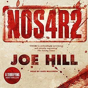NOS4R2 Audiobook