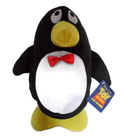 Amazon Com Disney Toy Story And Beyond Wheezy The Penguin 10 5