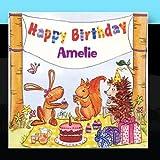 Happy Birthday Amelie
