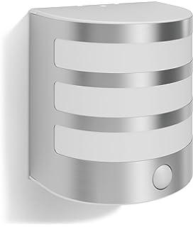 Philips myGarden Calgary - Aplique con sensor, LED, iluminación exterior, 230 V,