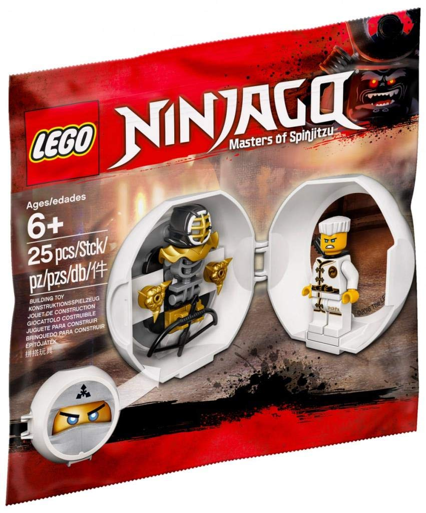 LEGO Zane's Kendo Training Pod 5005230