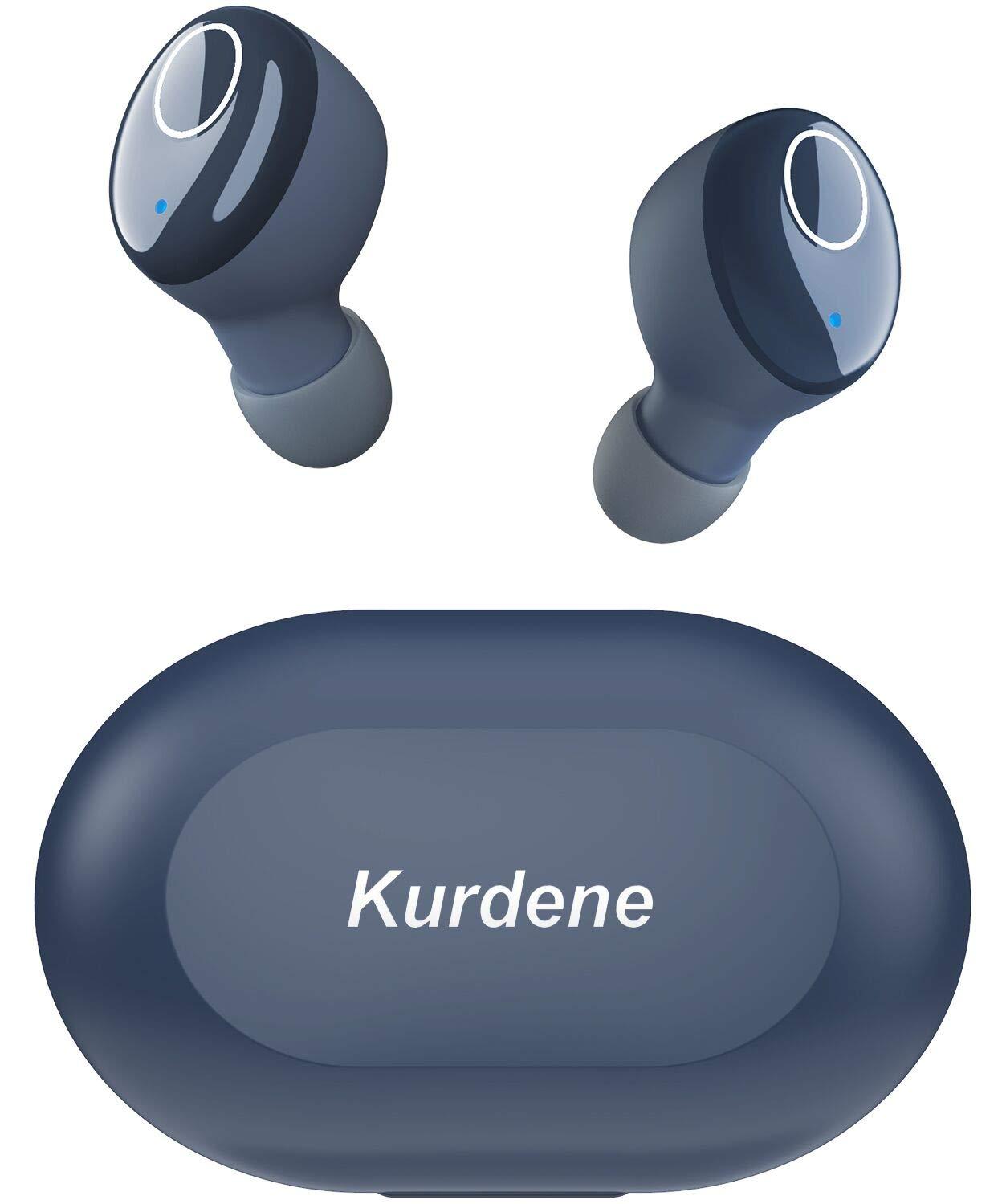 Auriculares Earbuds Inalambricos Kurdene Waterproof IPX8 Roy